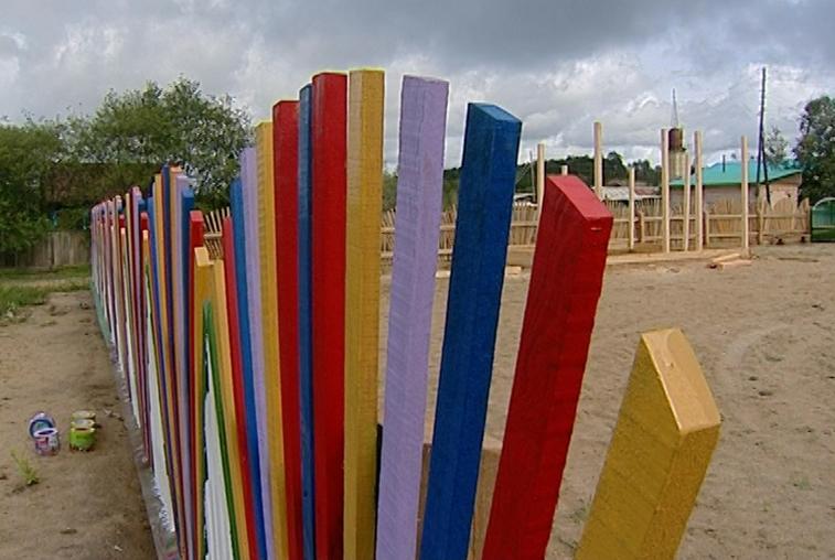 Современная детская площадка появится в свободненском селе Климоуцы