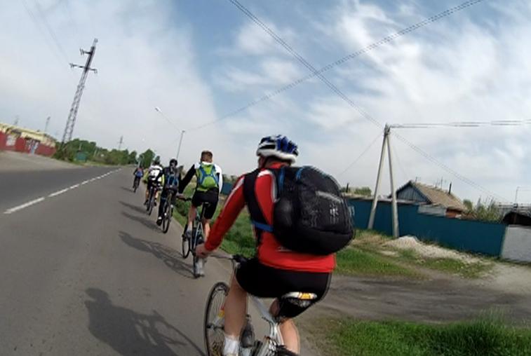 Участники велотура по промышленным стройкам области финишировали в Благовещенске