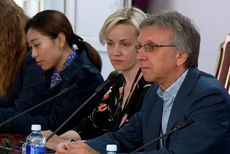 Журналисты России и Китая обсудили в Благовещенске вопросы  сотрудничества