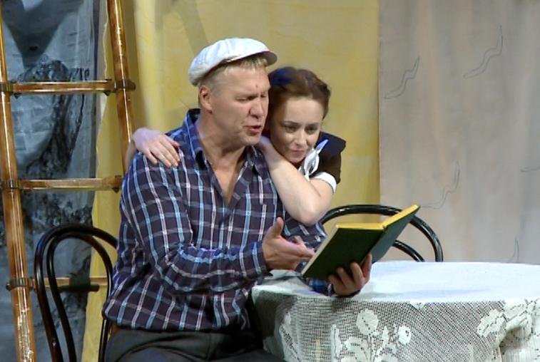 «Амурская осень»: творческий вечер Ольги Остроумовой, «Любовь и голуби» и моноспектакль Дмитрия Дюжева