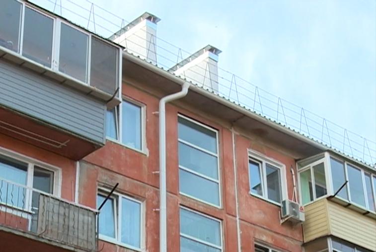 В Приамурье с начала года капитально отремонтировали 65 многоэтажек