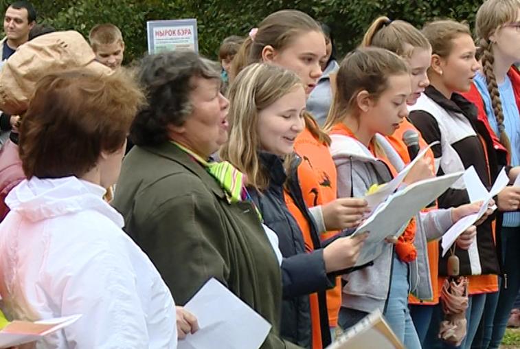 Экологический фестиваль прошел в Муравьевском парке