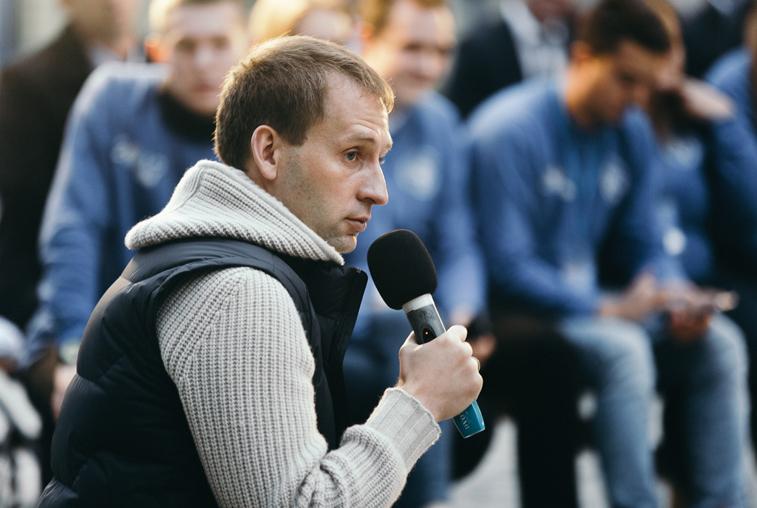 Губернатор Александр Козлов пообщался с амурской молодежью