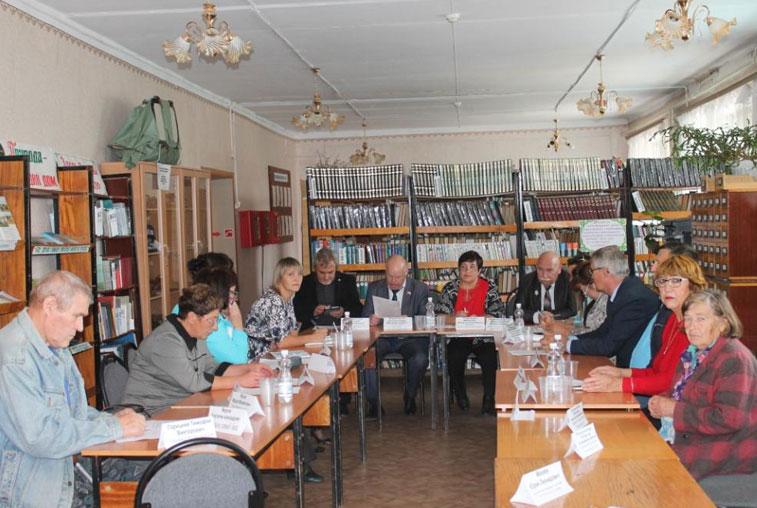 Круглый стол по вопросам экологии провели в Мазановском районе