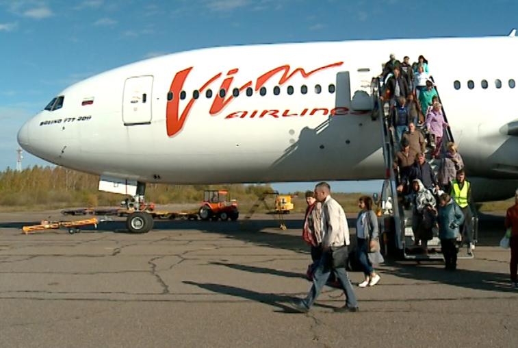 Пассажиры «ВИМ-Авиа» добирались до Приамурья почти двое суток