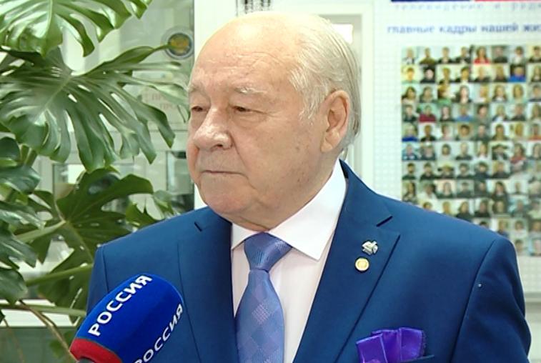 Амурский художник побывал на юбилее Российской академии художеств