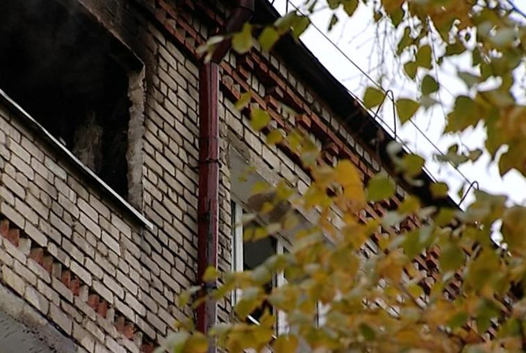 В Благовещенске горело общежитие медакадемии