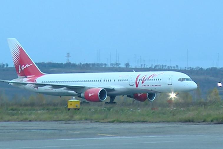 Очередной рейс самолета «ВИМ-Авиа» из Благовещенска в Москву запланирован на вторник
