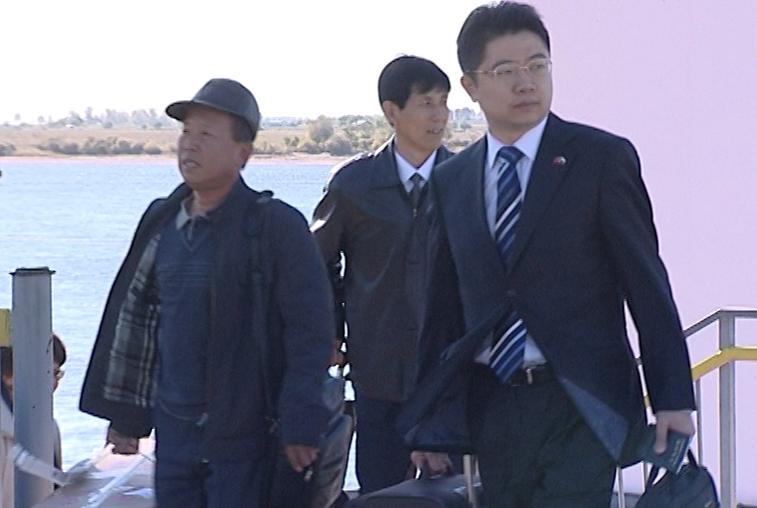 В Благовещенске резко выросло число туристов из Китая