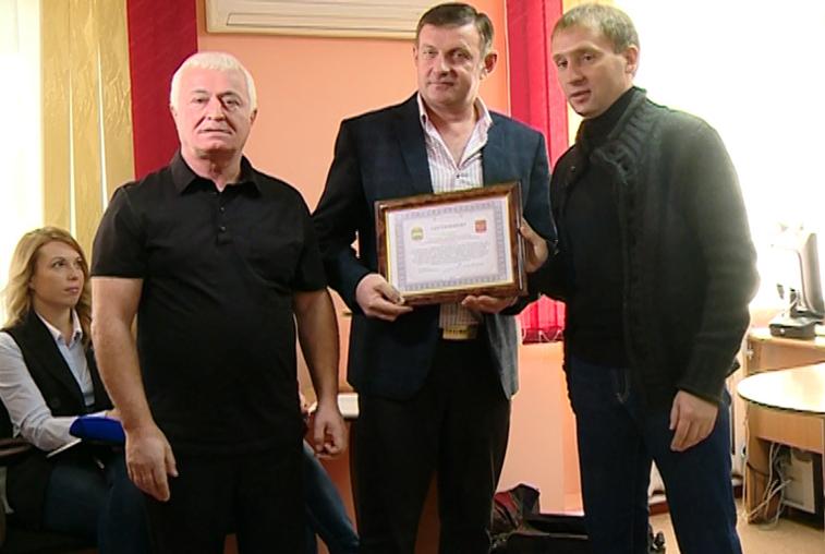 В Ивановском районе вручили сертификат тысячному получателю дальневосточного гектара