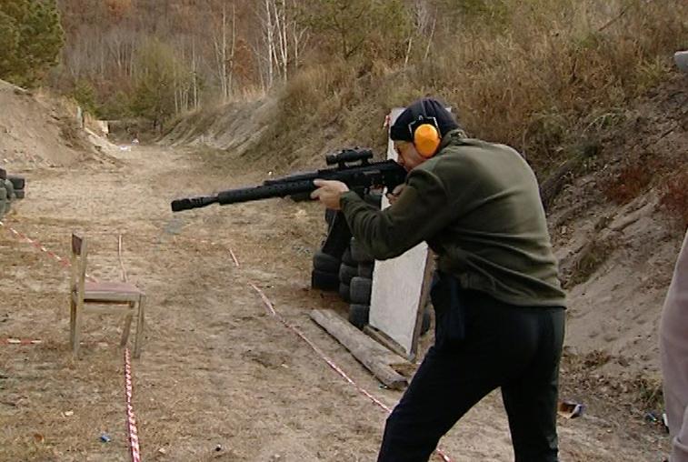 В Приамурье завершился чемпионат по практической стрельбе