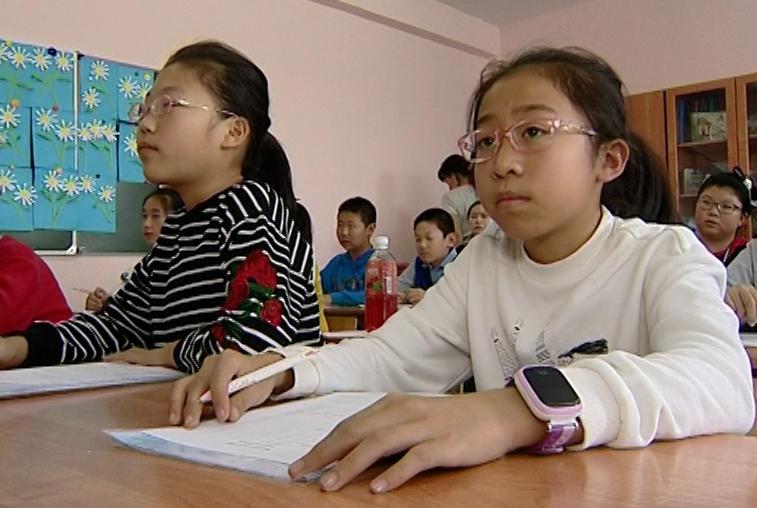 Ученики из Хэйхэ побывали на уроках в благовещенской школе