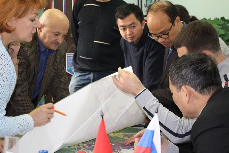 В Мазановском районе побывали потенциальные инвесторы из Вьетнама