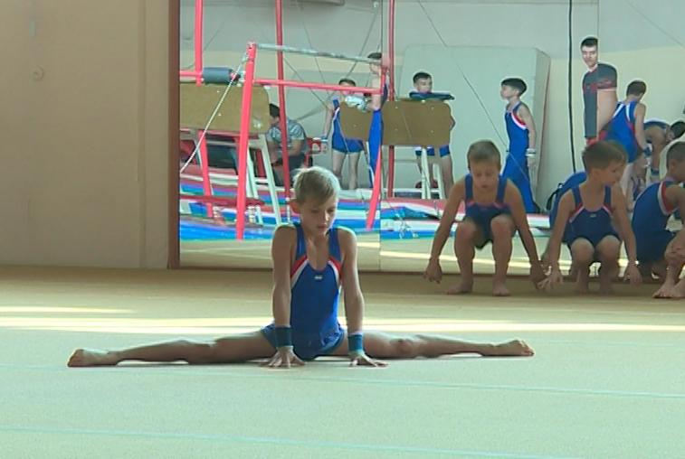 Амурские гимнасты открыли соревновательный сезон