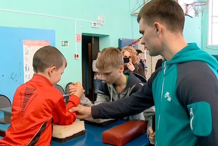 Проблемных детей в Белогорском районе перевоспитывают с помощью спорта