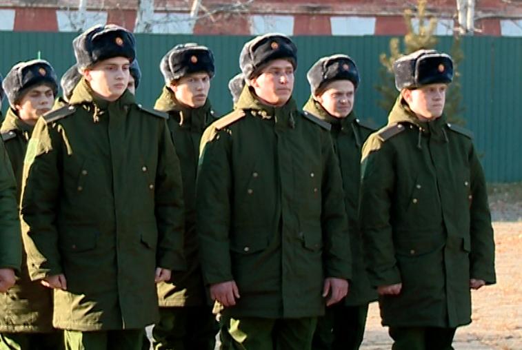 Первая партия амурских новобранцев отправилась в воинские части
