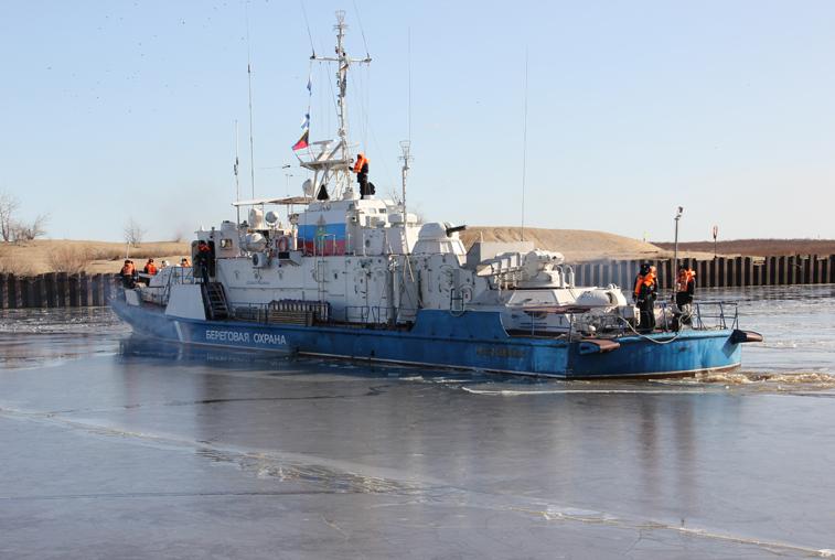 Пришвартовались до весны: амурские пограничники закрыли сезон навигации