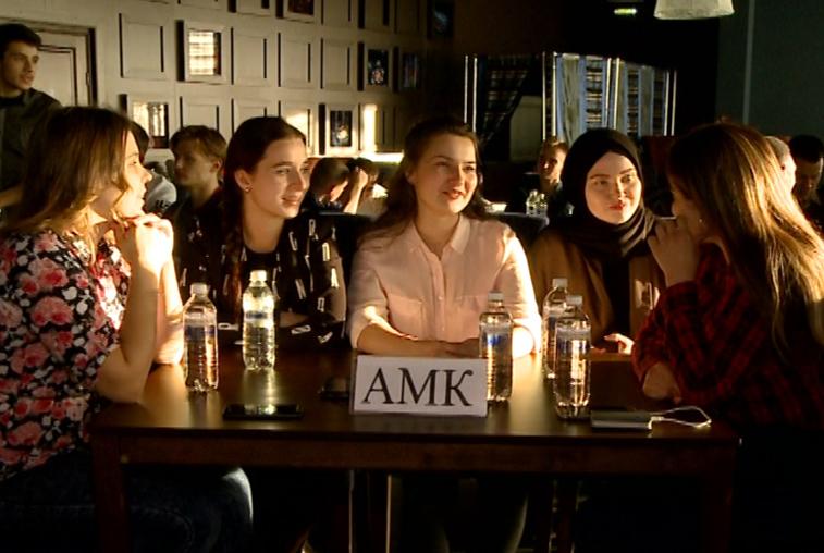 Интеллектуальная игра объединила молодежь разных национальностей из Благовещенска