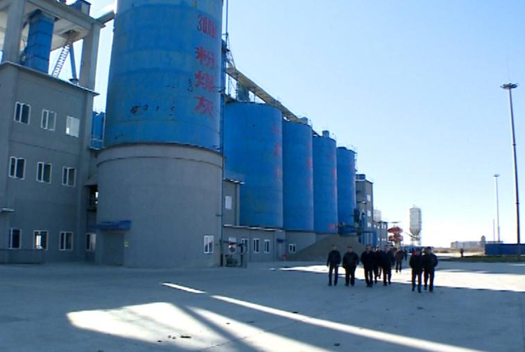 Цементный завод в Ивановке планирует расширить рынок сбыта