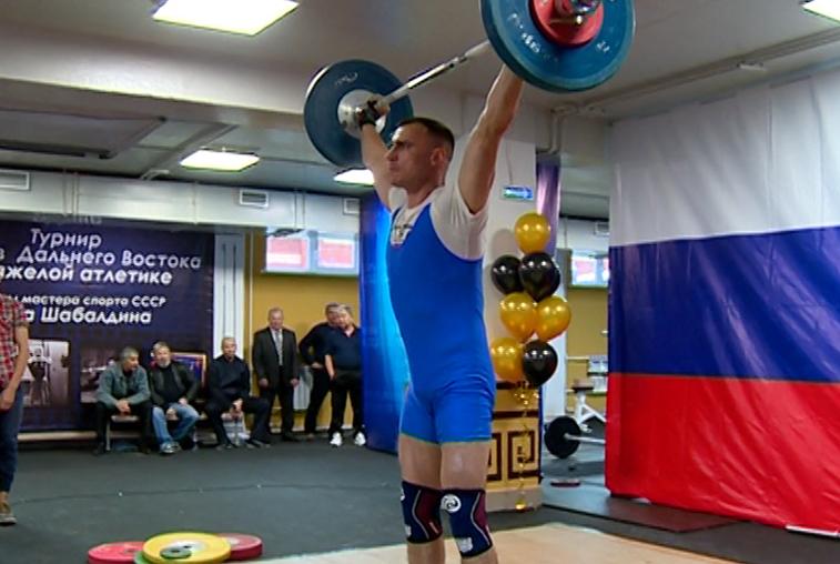 В Благовещенске открыли зал для занятий тяжелой атлетикой