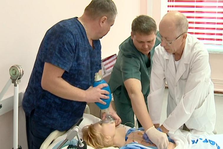 В Амурской медакадемии готовят врачей неотложной помощи