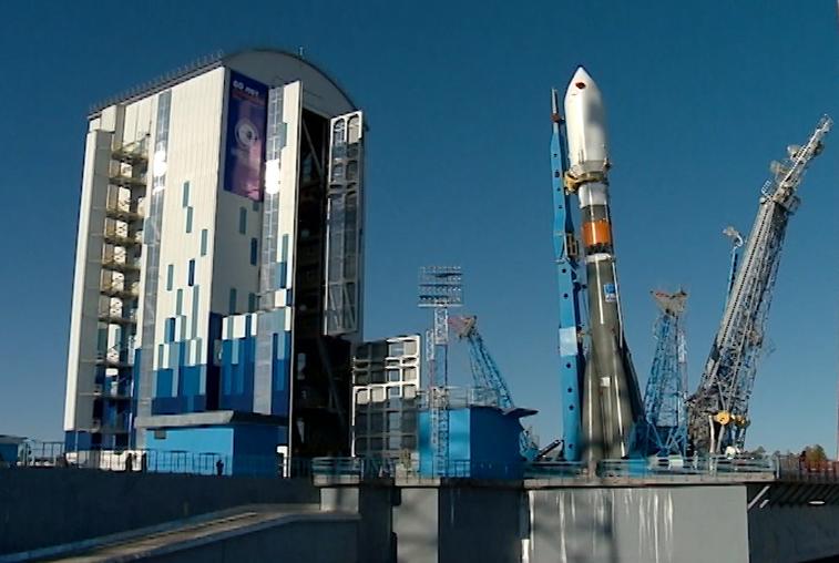 До старта меньше трех недель: на Восточном собрали пакет ракеты «Союз-2.1б»