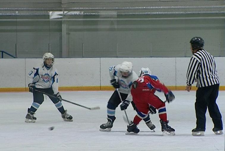 Юные свободненские хоккеисты завоевали кубок Благовещенска