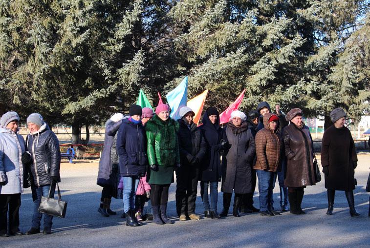 В Новокиевском Увале отпраздновали День народного единства