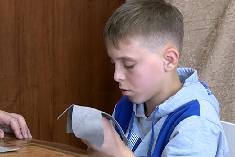 «Счастье каждому»: трудолюбивый и спортивный Алексей