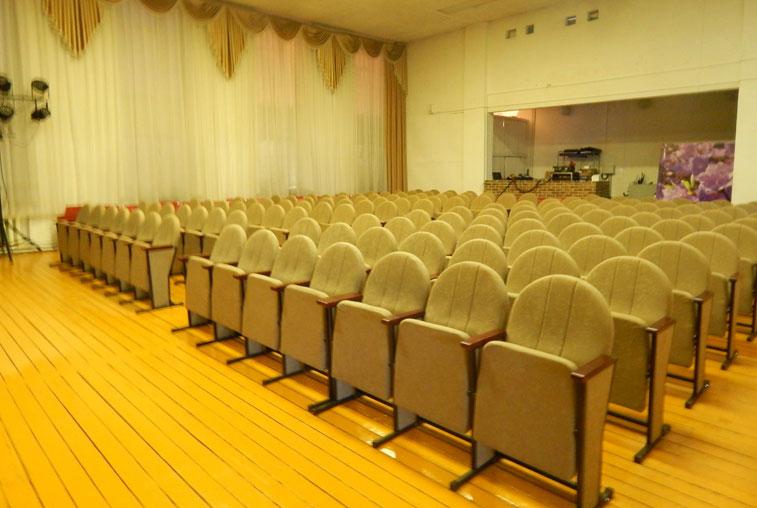 В Новокиевском Увале обновили Дом культуры