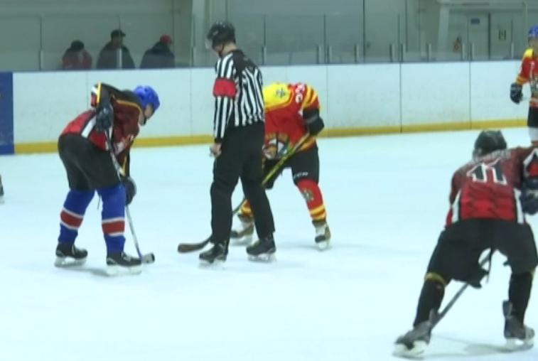 Хоккейные команды Благовещенска и Хэйхэ провели дружеские встречи
