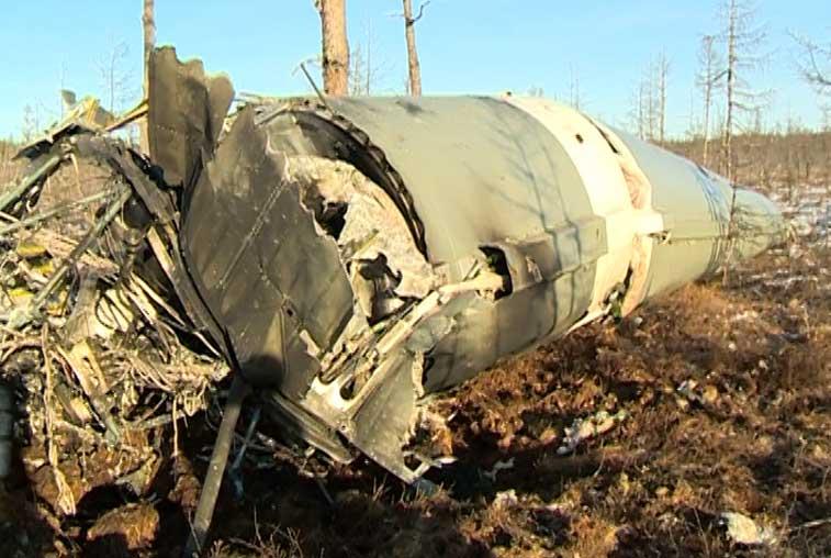 Обломки первой ступени ракеты «Союз-2.1б» обнаружены в Тындинском районе