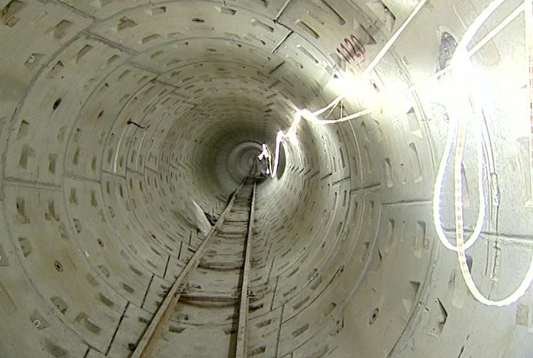 На 20-тиметровой глубине: под Амуром пробурили первую ветку тоннеля для поставок газа в Китай