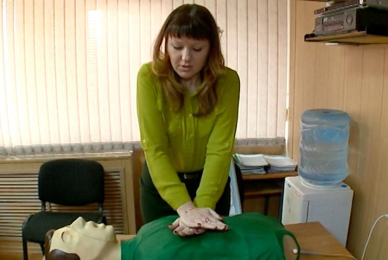 Амурчан учат оказывать первую медицинскую помощь