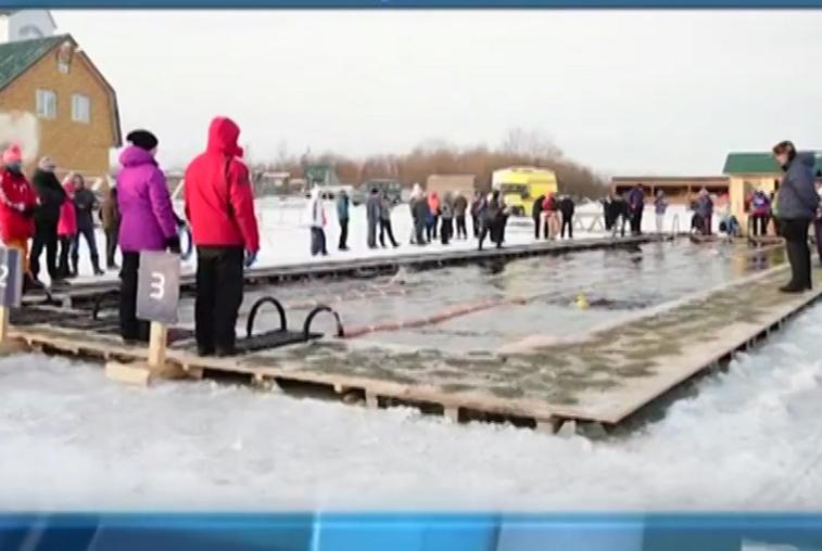 Амурский морж Александр Брылин завоевал золото на чемпионате России