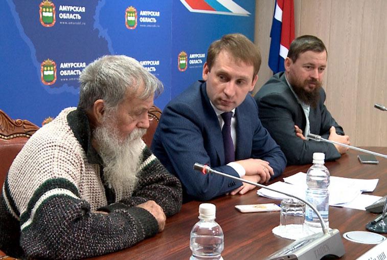 В Приамурье разработан законопроект о предоставлении земли старообрядцам