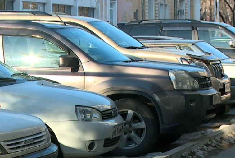В Благовещенске автомобили похищают чаще всего в центре города и в микрорайоне