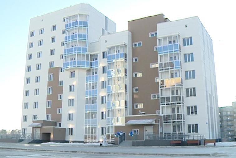Два дома для сотрудников космодрома сдали в Циолковском