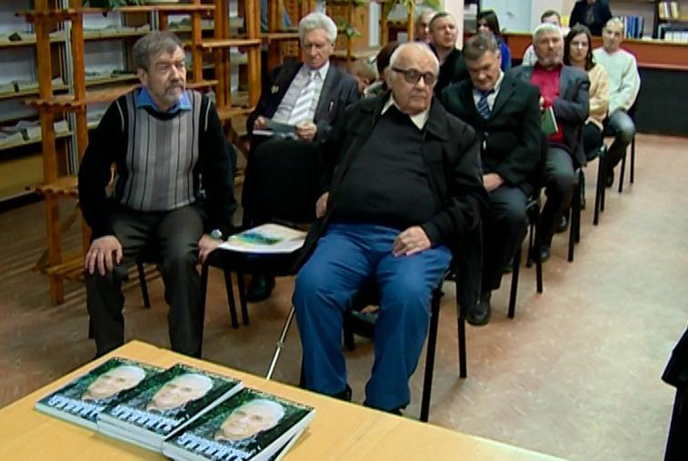 Первый губернатор Приамурья презентовал новую книгу