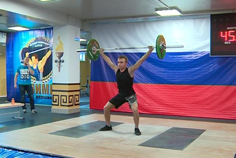 Обладатели Новогоднего Кубка по тяжёлой атлетике определились в Благовещенске