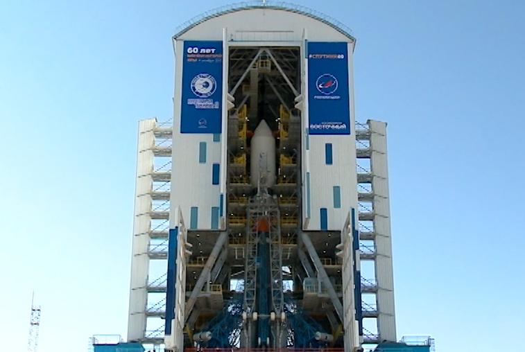 Запуск очередной ракеты с космодрома Восточный назначен на 1 февраля