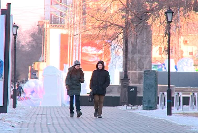 Потепление с усилением ветра ожидается в Приамурье
