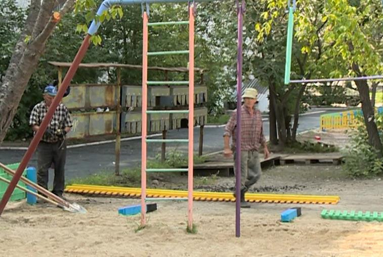 В 2018 году Приамурье получит более 150 млн рублей на ремонт дворов и парков