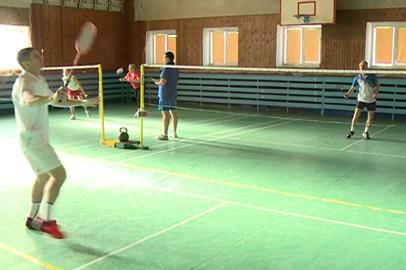 В Благовещенске состоялся открытый чемпионат по бадминтону