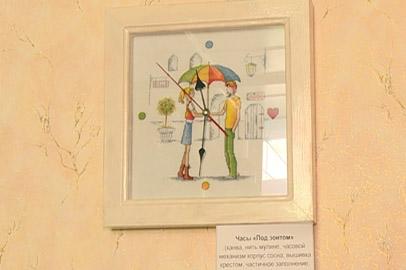 Народный умелец из Поярково создает необычные предметы интерьера