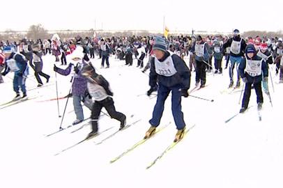 Для участников  «Лыжни России» в Благовещенске испекут 5 тысяч пирожков