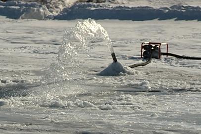 На втором Владимировском озере рыбе дали кислород