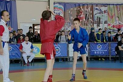 Семерым юным самбистам из Приамурья удалось пробиться на всероссийский турнир