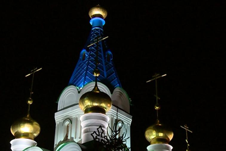 Православные амурчане отмечают Рождественский Сочельник