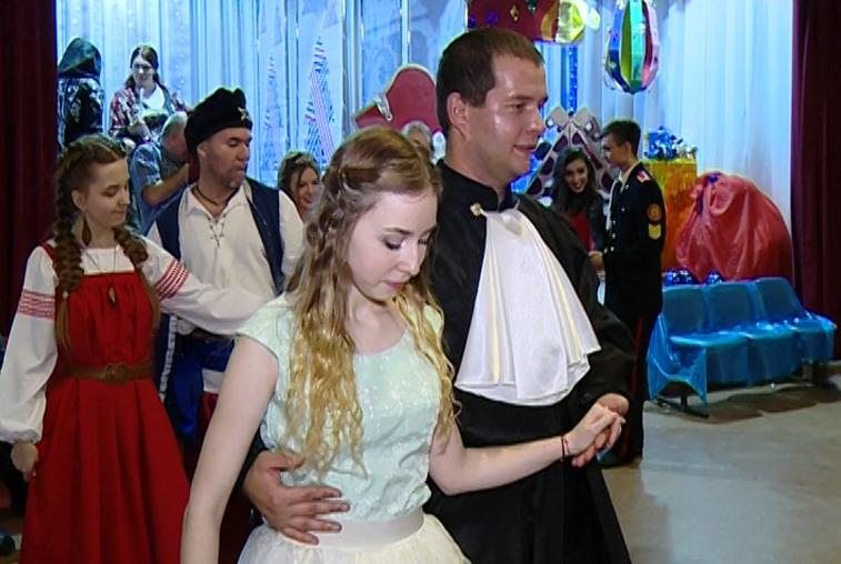Рождественский бал «Щелкунчик» собрал в Благовещенске гостей из соседних регионов